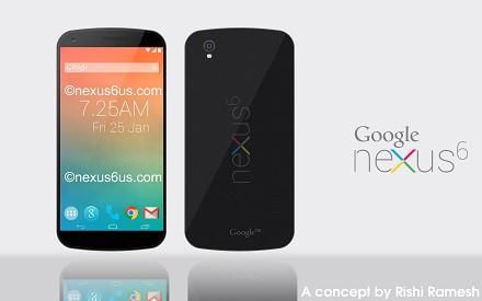 Nexus 6 in Italia, uscita e prezzi uffic
