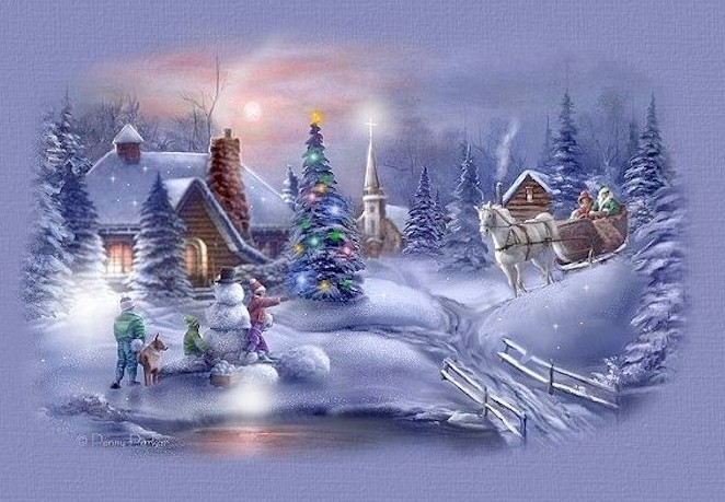 Auguri di Natale e Buone Feste inviare s
