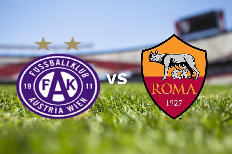 Austria Vienna Roma streaming per vedere