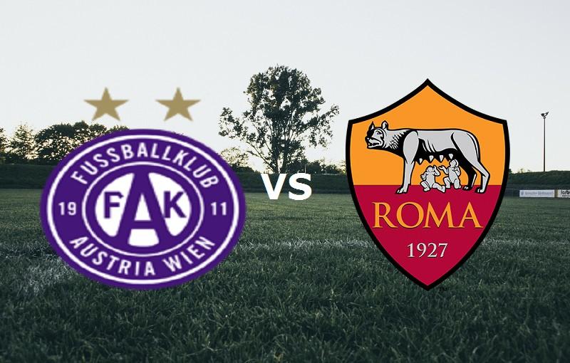 Austria Vienna Roma streaming gratis liv