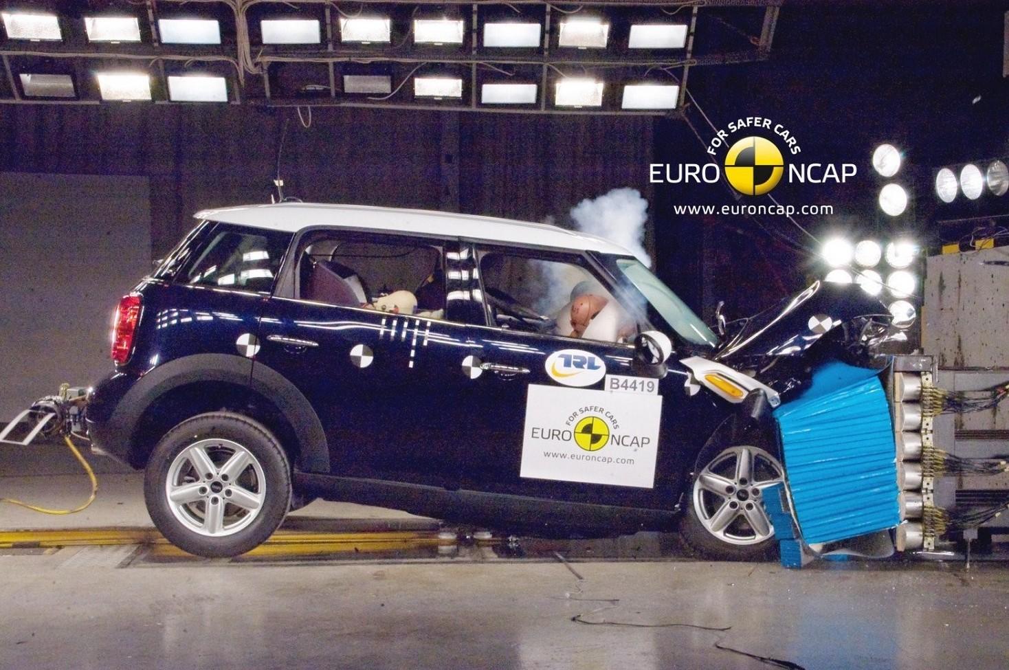 Auto, sicurezza. I modelli più sicuri al