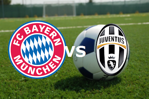 Bayern Monaco Juventus streaming live gr