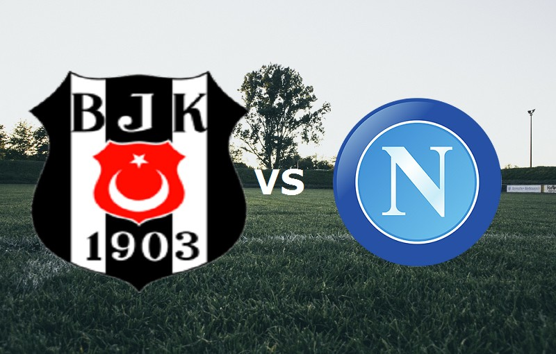Besiktas Napoli streaming live gratis mi