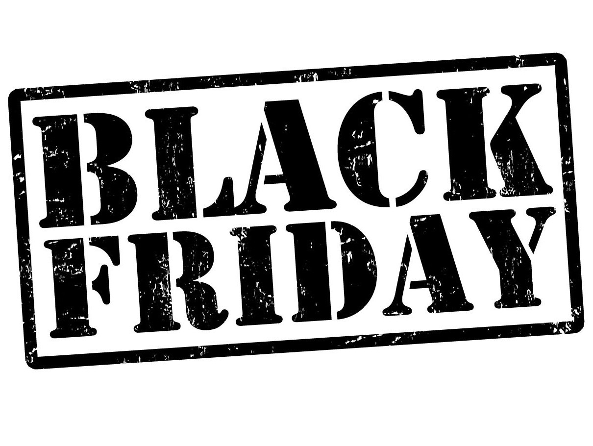 Black Friday 2018: sconti il 24 Novembre