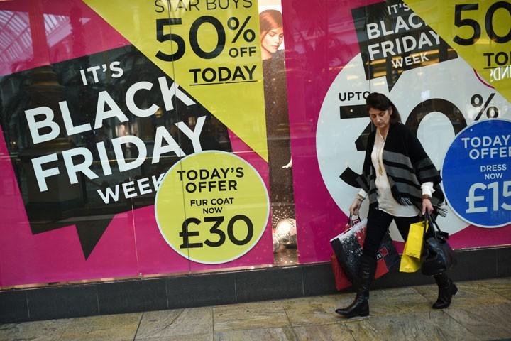 Black Friday offerte, sconti, prezzi mig