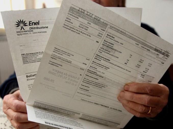 Bollette non pagate, prescrizione entro due anni