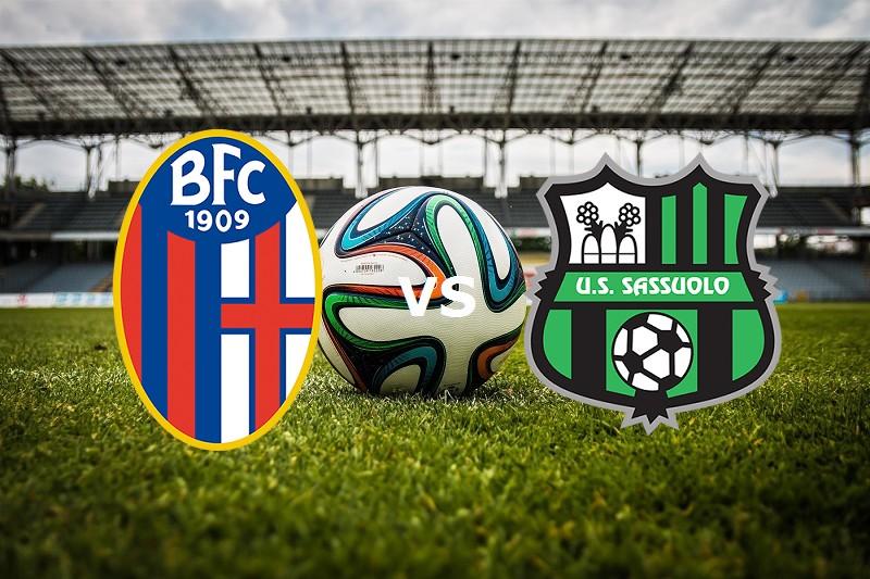 Bologna Sassuolo streaming live gratis l