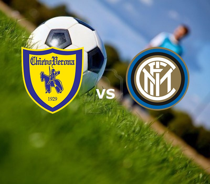 Chievo Inter streaming live gratis diret