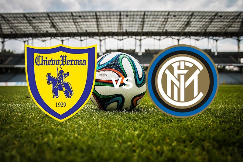 Chievo Inter streaming live gratis. Dove