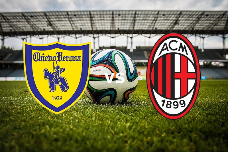 Chievo Milan streaming gratis live siti