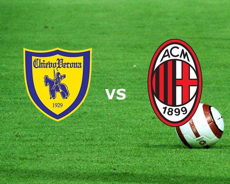 Milan Chievo streaming su link. Dove ved