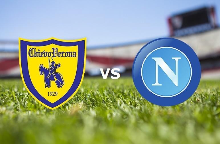 Chievo Napoli streaming live gratis. Ved