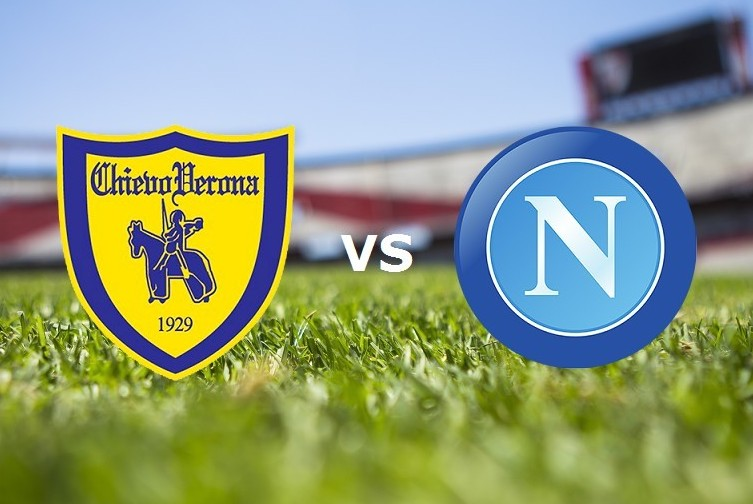 Chievo Napoli streaming gratis live dire