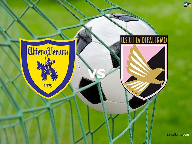 Chievo Palermo streaming live gratis lin