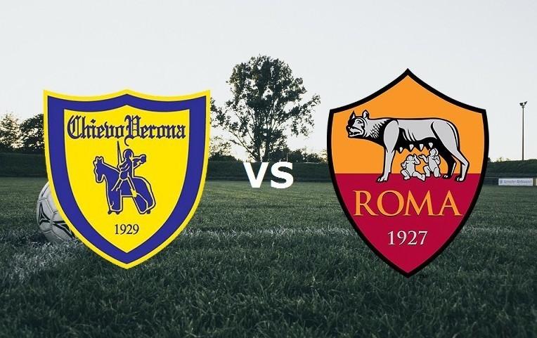 Chievo Roma streaming