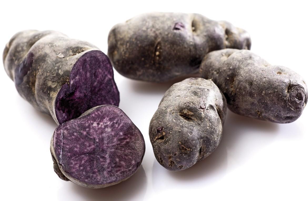 Dieta patata viola: tutti i benefici di