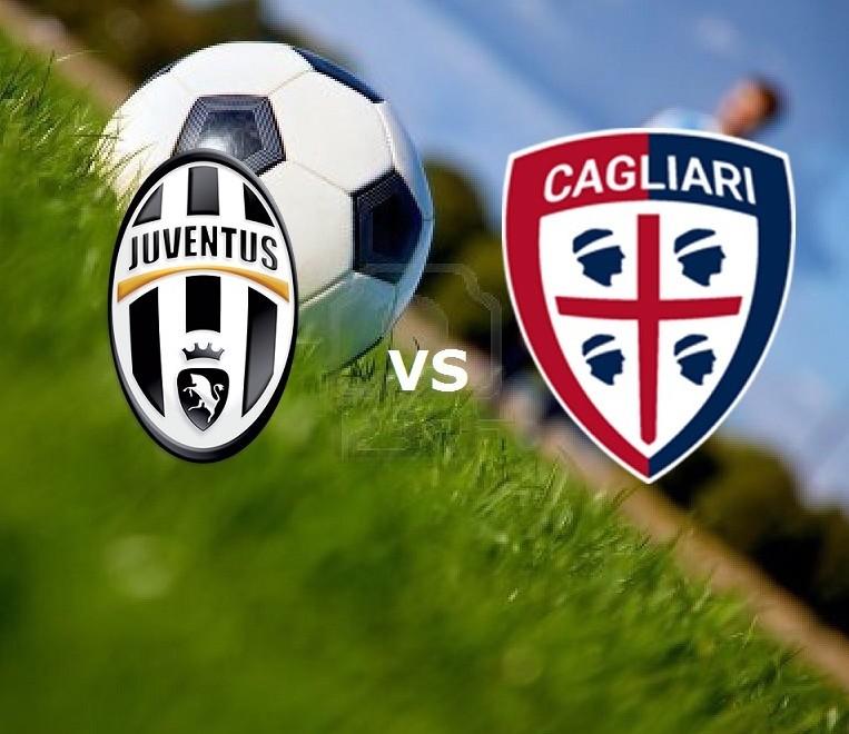 Juventus Cagliari streaming al via ora l