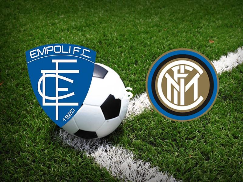 Empoli Inter streaming gratis live link,