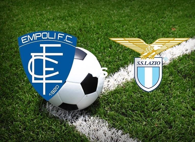 Dove vedere Empoli Lazio streaming