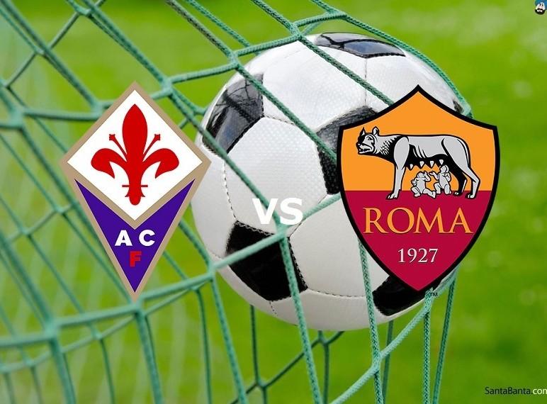 Fiorentina Roma streaming per vedere par