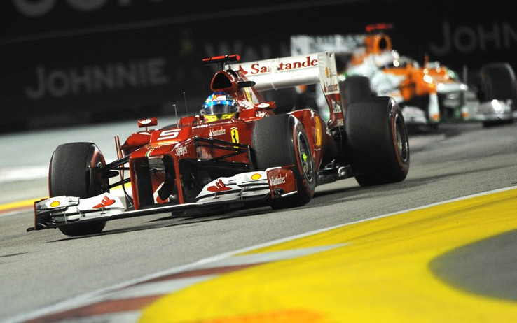 Formula 1 Austria streaming. Vedere gara