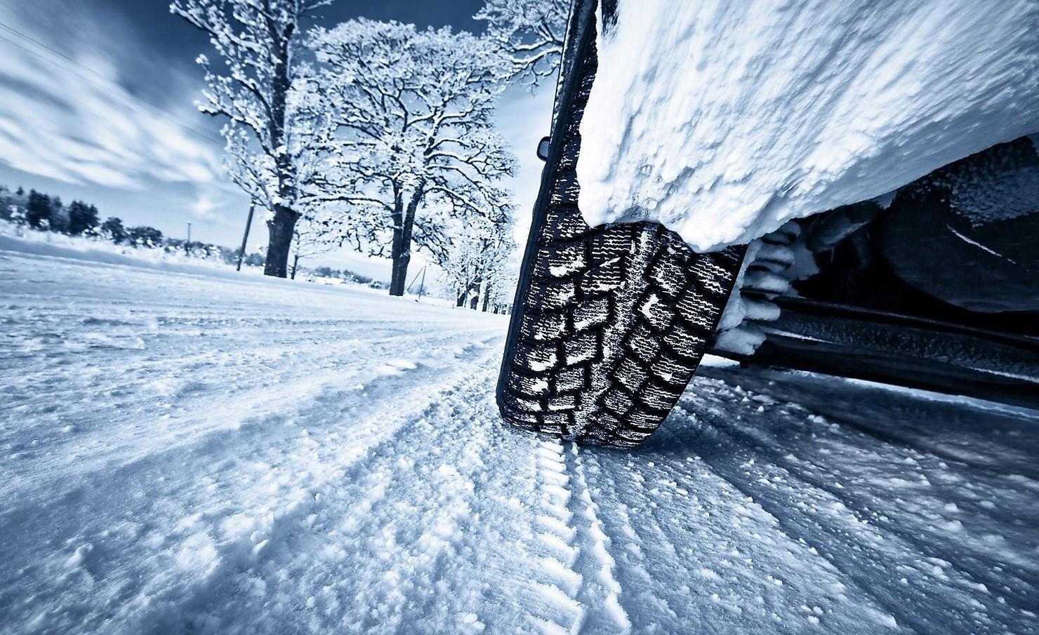 Gomme invernali: date inizio prima autos