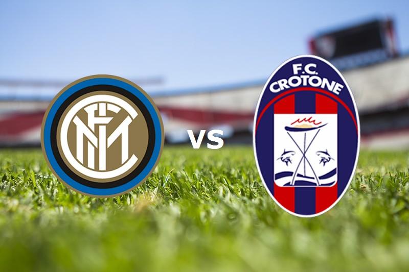 Inter Crotone streaming siti web, link.