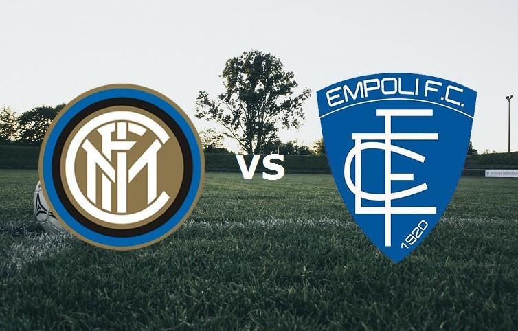Inter Empoli streaming su link, siti web