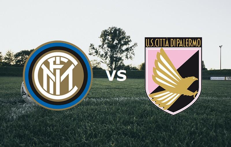 Inter Palermo streaming live gratis. Ved