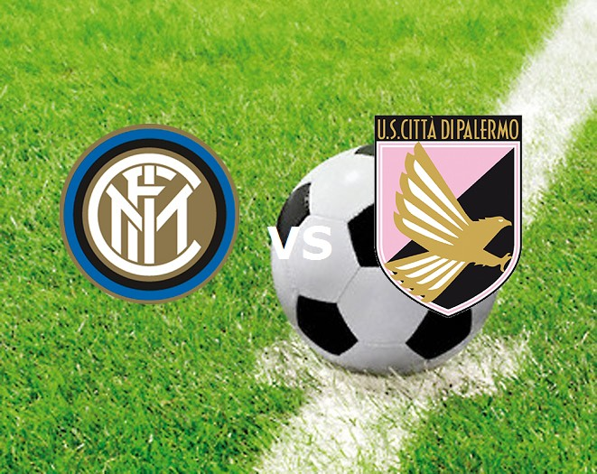 Inter Palermo streaming (in tempo reale,