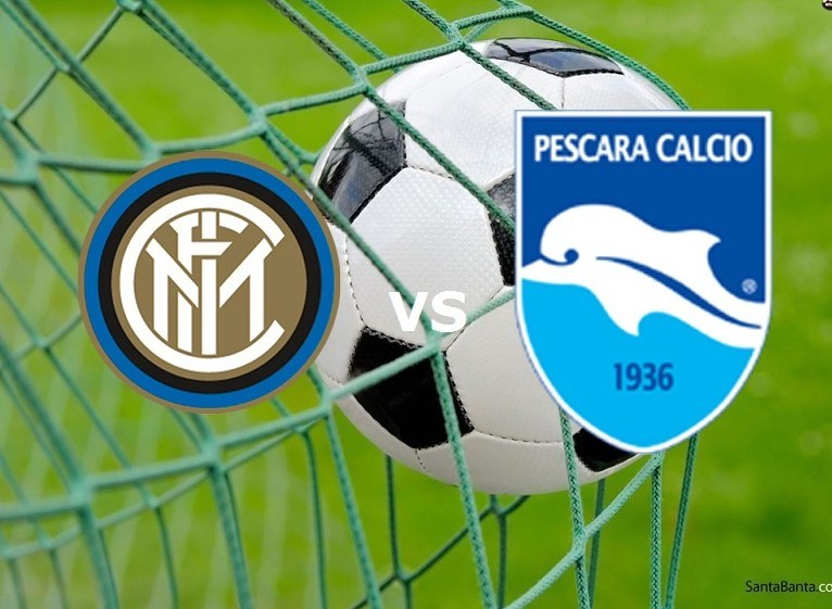 Inter Pescara streaming gratis live migl