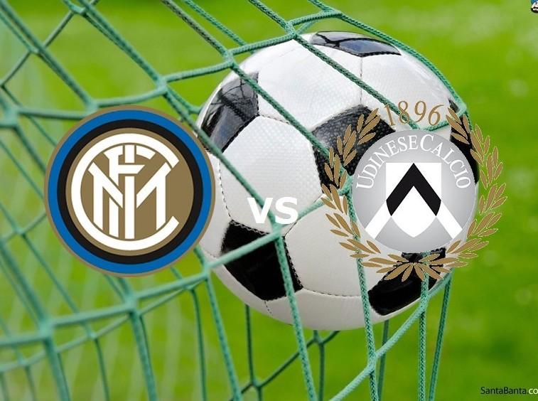 Inter Udinese streaming live gratis. Ved