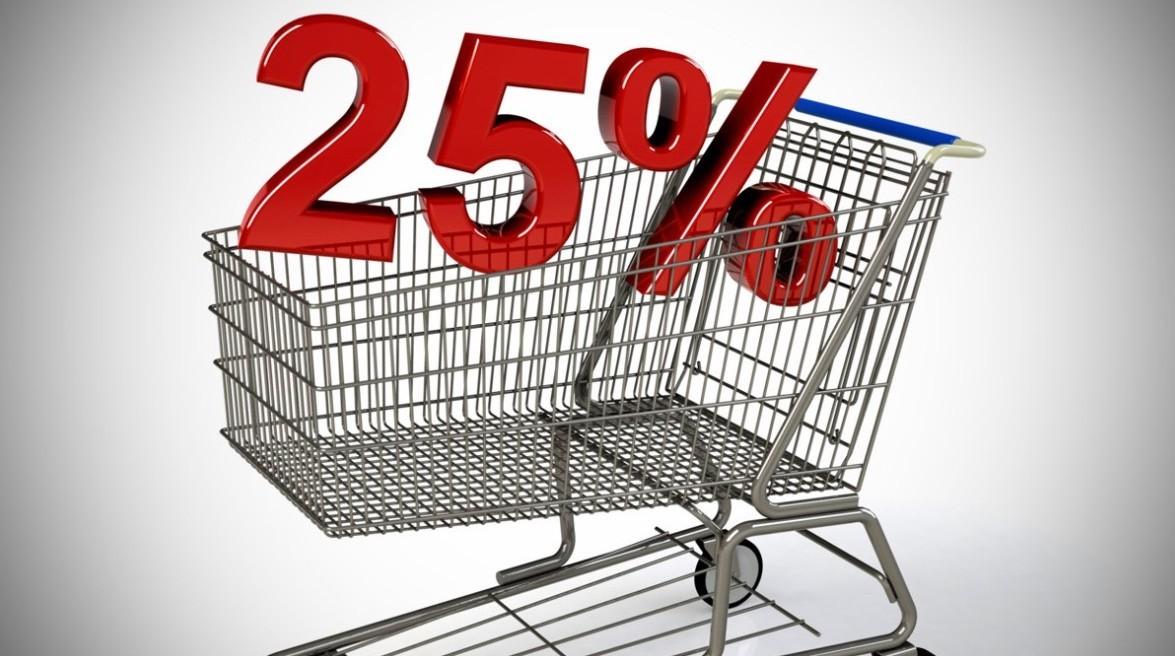Iva: i prodotti con aumento al 25%. Ecco