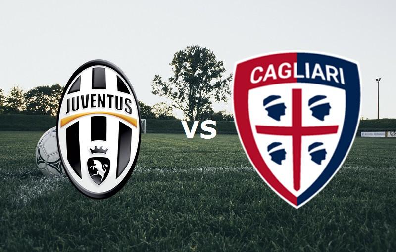 Juventus Cagliari streaming. Dove vedere