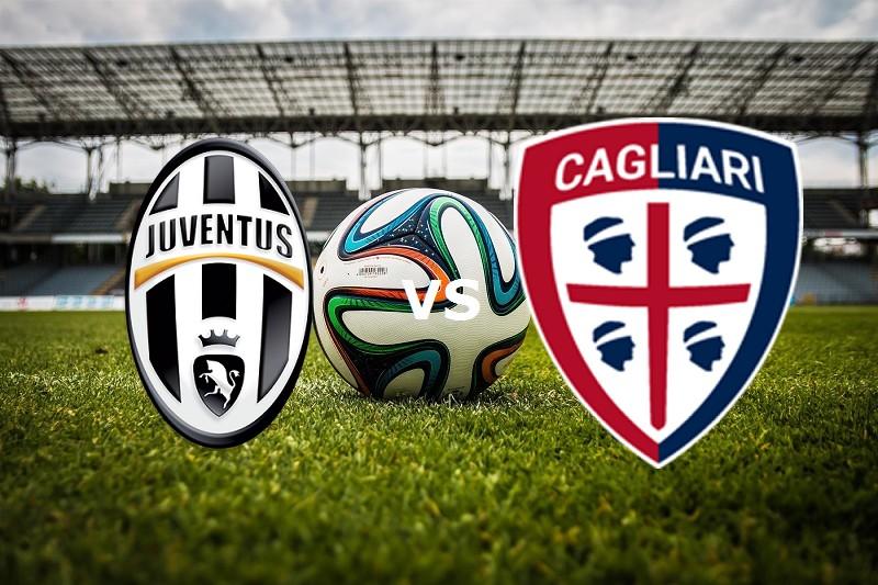 Juventus Cagliari vedere gratis live str