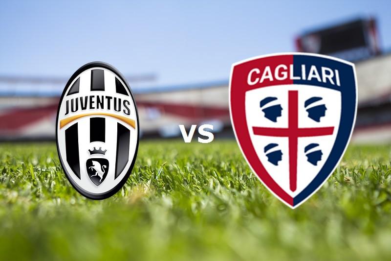 Juventus Cagliari streaming live gratis.