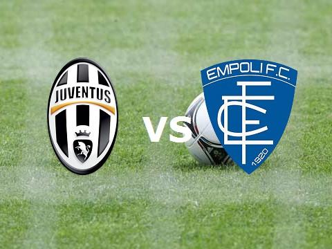 Juventus Empoli streaming. Come vedere e