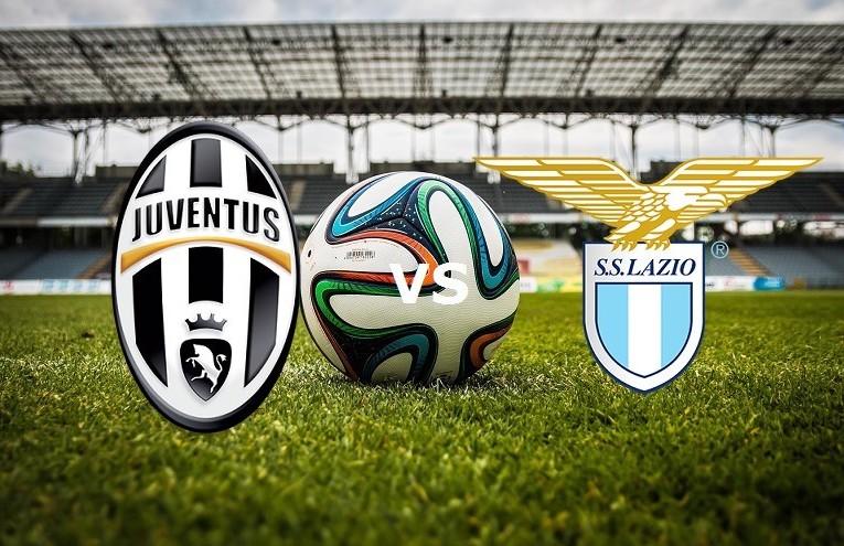 Juventus Lazio streaming gratis live. Ve