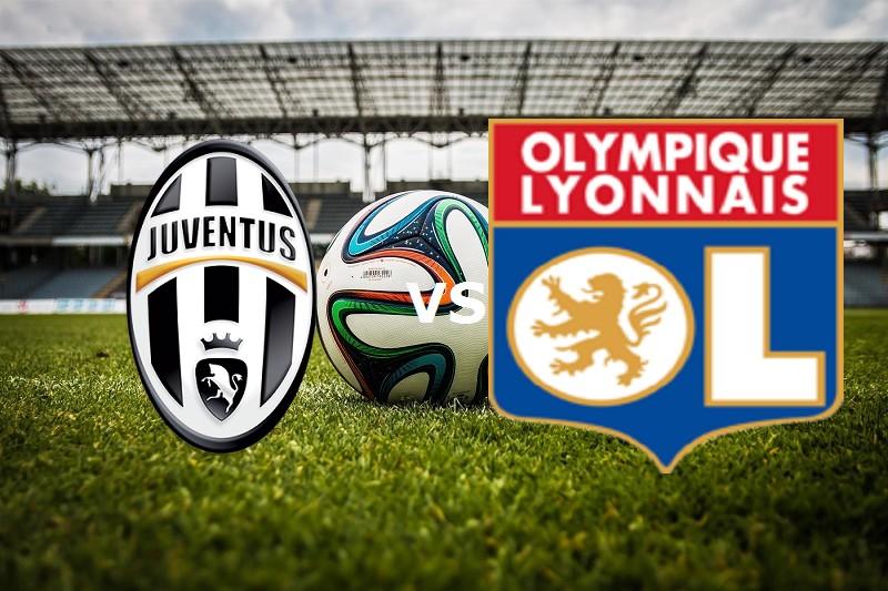 Juventus Lione streaming live gratis per