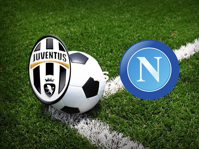 Juventus Napoli streaming gratis. Vedere