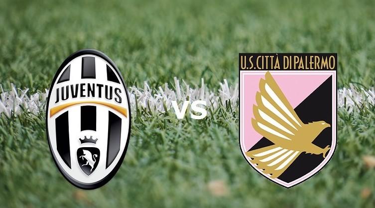 Juventus Palermo streaming gratis live p