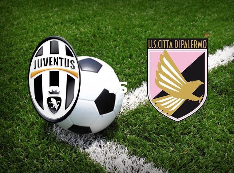 Juventus Palermo streaming live gratis l