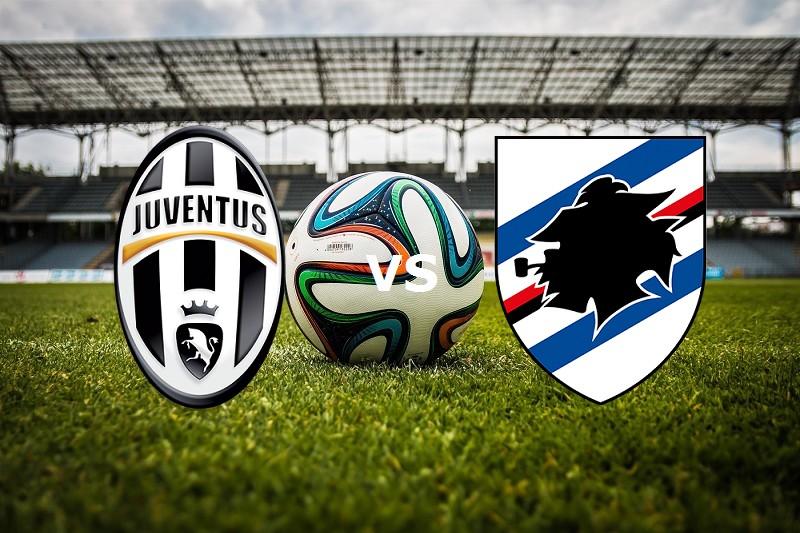 Juventus Sampdoria streaming live gratis