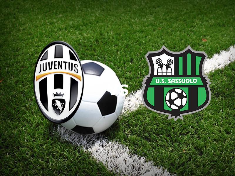 Juventus Sassuolo streaming gratis stase