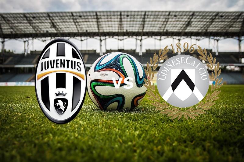 Juventus Udinese streaming siti web. Dov