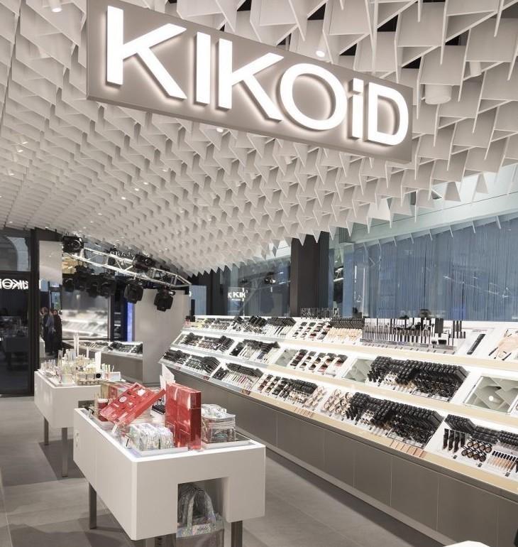 Kiko innovativo store con robot a milano e le invenzioni for Punti vendita kiko milano