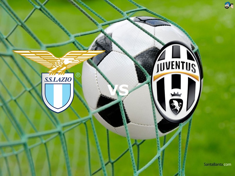 Lazio Juventus streaming live gratis. Ve