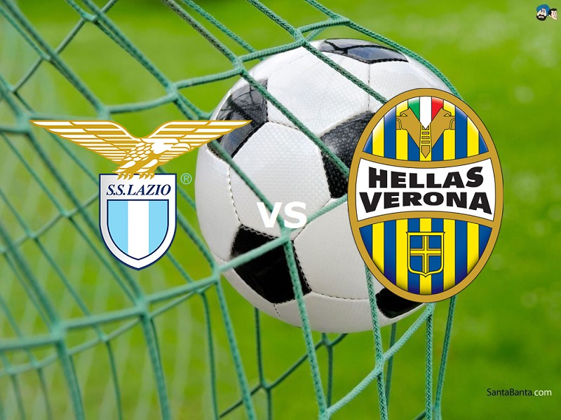 Lazio Verona streaming live gratis diret