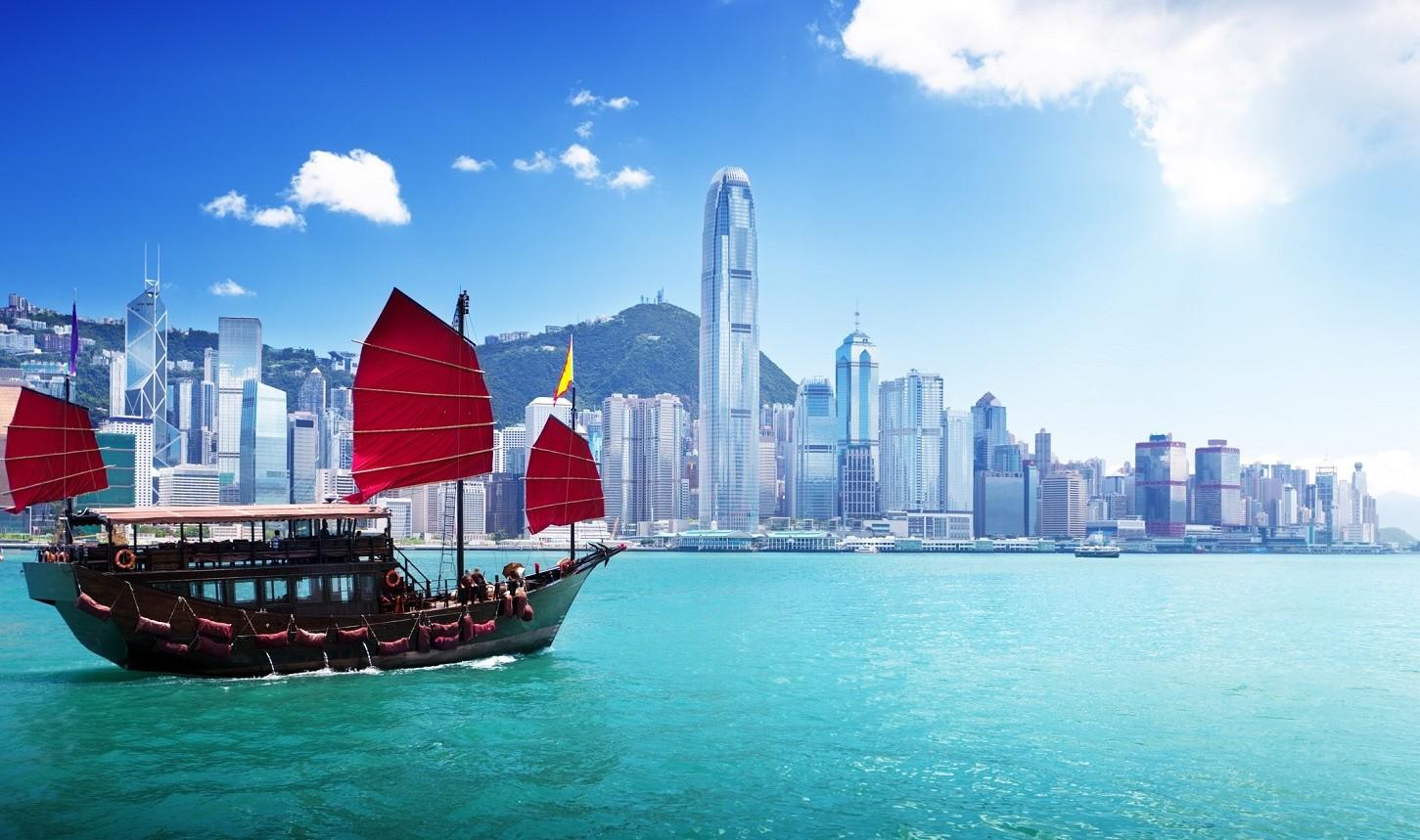 Le città più visitate al mondo. Hong Kon