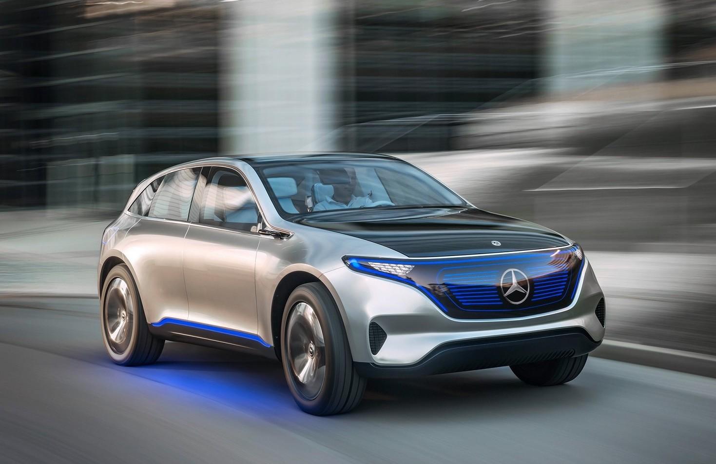 Mercedes, visione del futuro auto con id